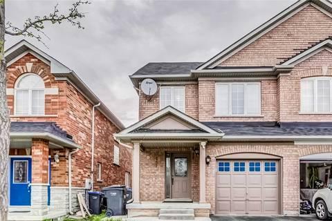 Townhouse for sale at 8 Timbertop Cres Brampton Ontario - MLS: W4461217