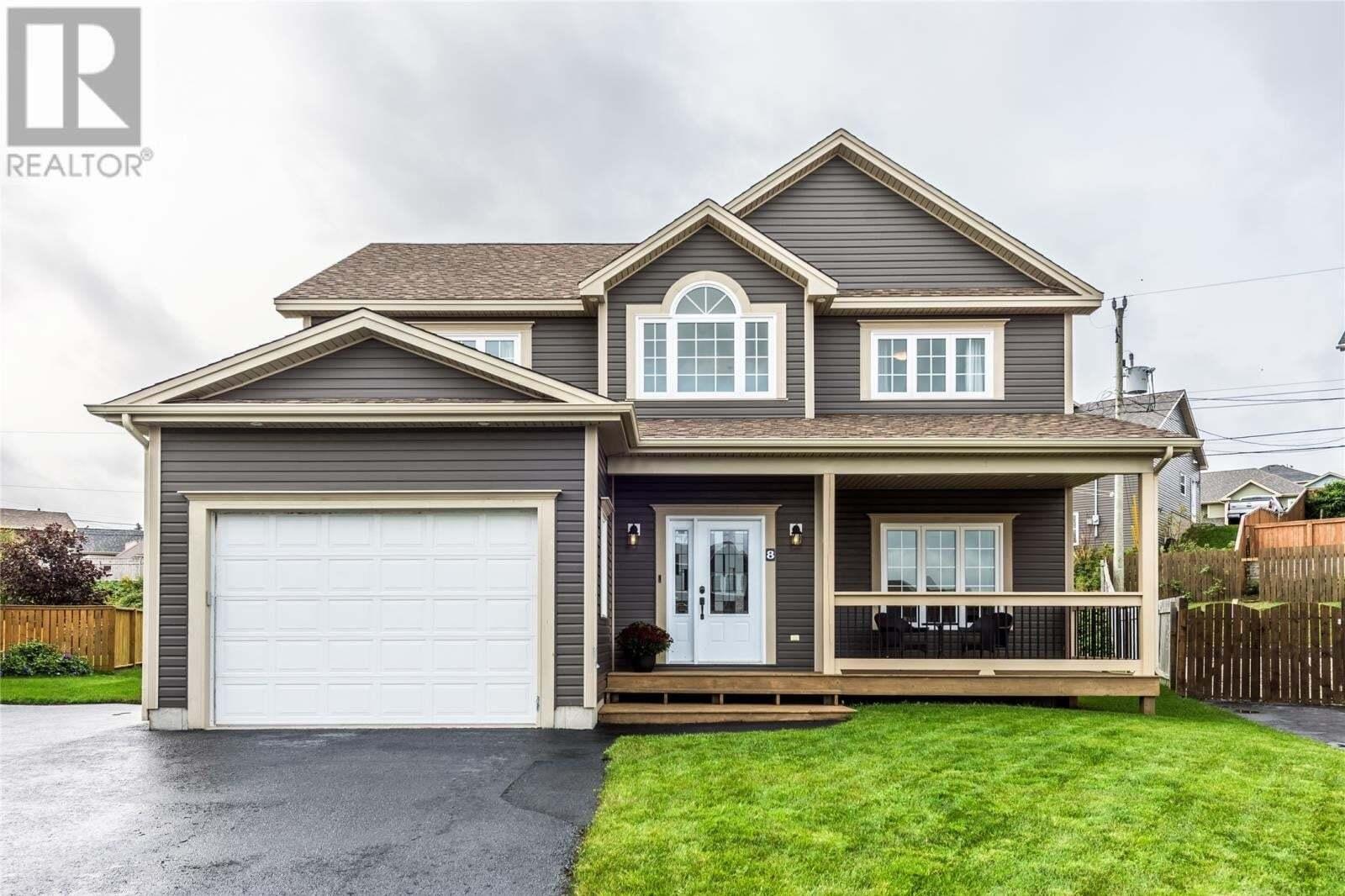 House for sale at 8 Tottenham Pl Paradise Newfoundland - MLS: 1221490