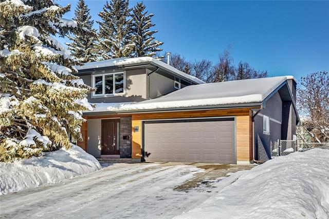 Sold: 8 Varsfield Place Northwest, Calgary, AB