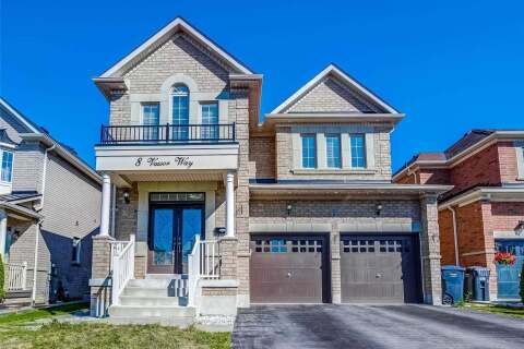 House for sale at 8 Vassor Wy Brampton Ontario - MLS: W4857803