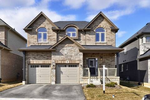 House for sale at 8 Vic Chambers Pl Brant Ontario - MLS: X4748093
