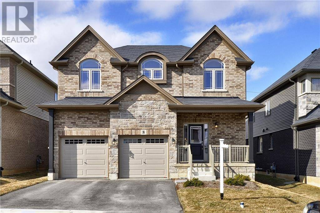 House for sale at 8 Vic Chambers Pl Paris Ontario - MLS: 30798527