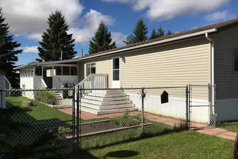 Residential property for sale at 8 Village Green Warburg Alberta - MLS: E4129096