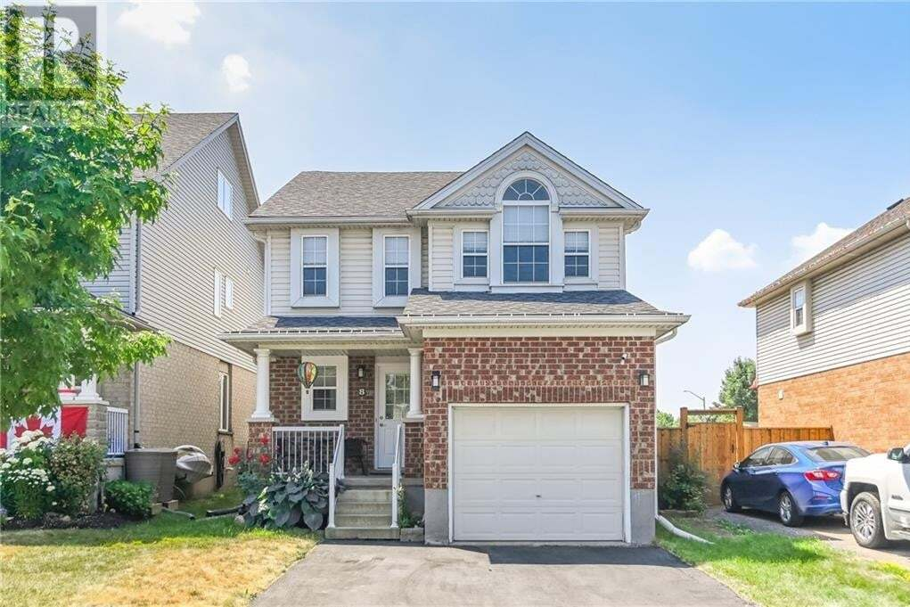 House for sale at 8 Vivian Baulk St Cambridge Ontario - MLS: 30821248