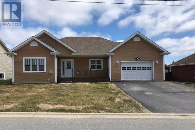 House for sale at 8 Walsh Ave Stephenville Newfoundland - MLS: 1214026