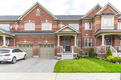Townhouse for sale at 8 Westport Dr Whitby Ontario - MLS: E4460418
