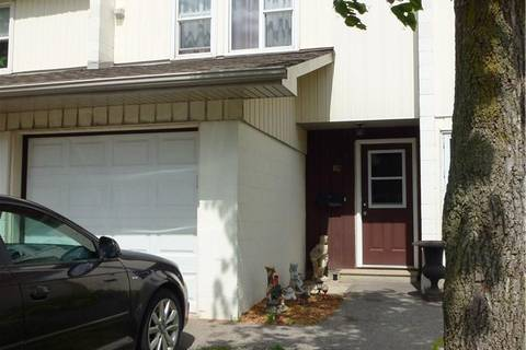Townhouse for sale at 135 Chalmers St South Unit 80 Cambridge Ontario - MLS: 30744396
