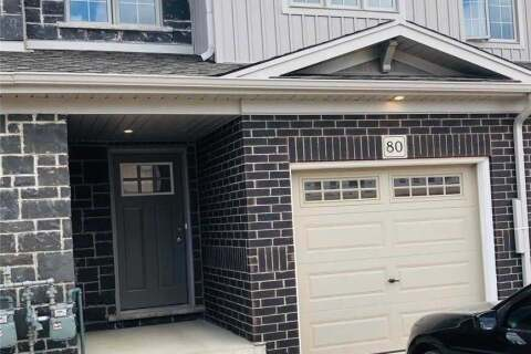 Townhouse for rent at 135 Hardcastle Dr Dr Unit 80 Cambridge Ontario - MLS: X4935832