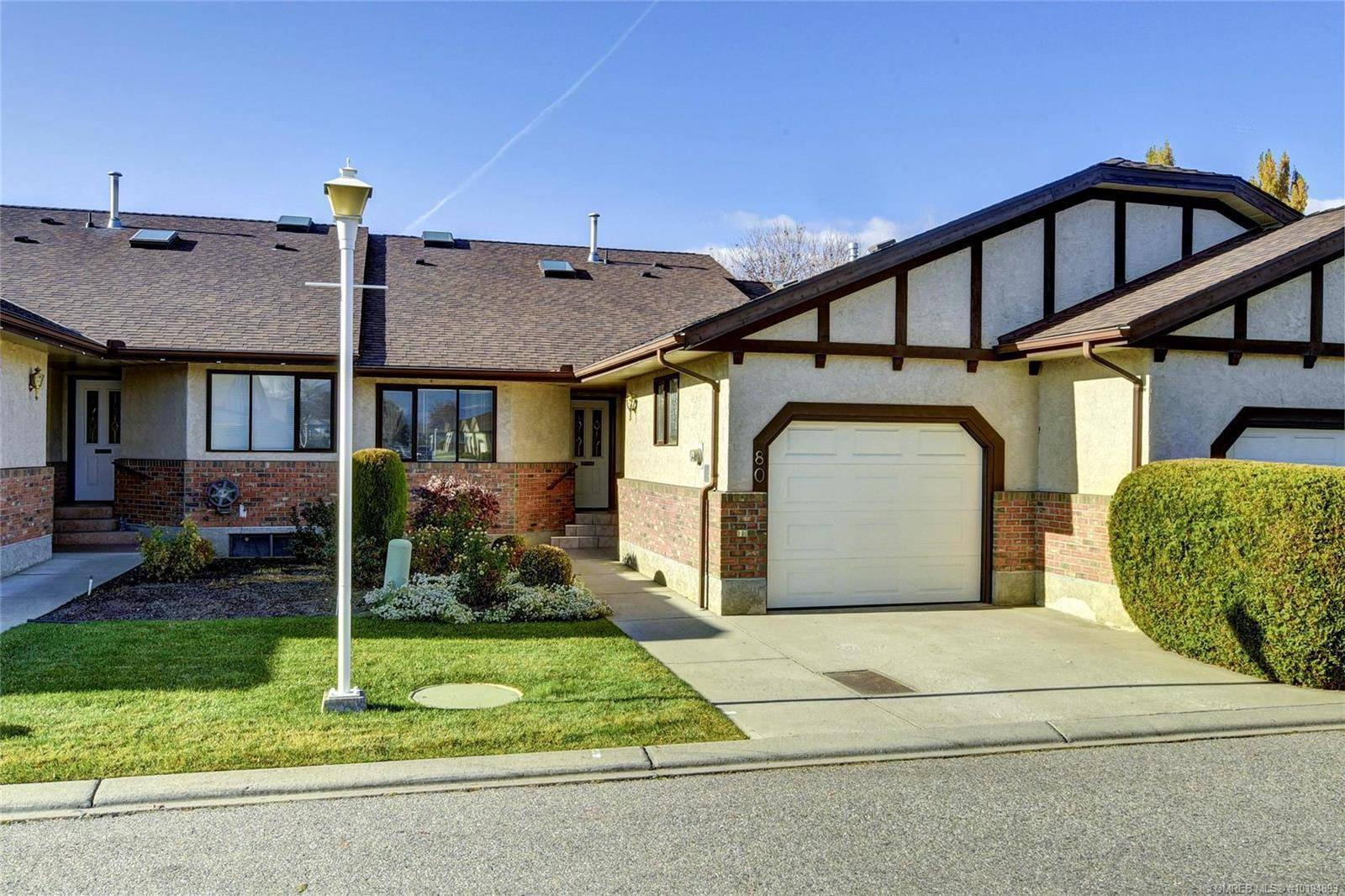 Townhouse for sale at 2200 Gordon Dr Unit 80 Kelowna British Columbia - MLS: 10194893