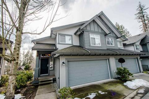 Townhouse for sale at 2200 Panorama Dr Unit 80 Port Moody British Columbia - MLS: R2349518
