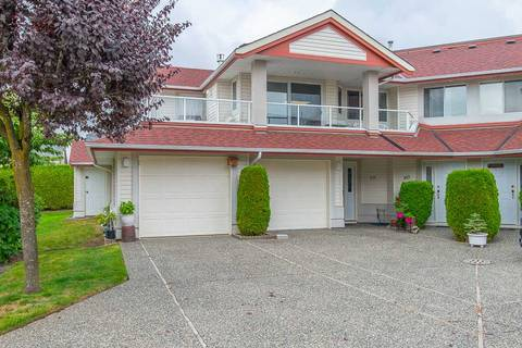 Townhouse for sale at 31406 Upper Maclure Rd Unit 80 Abbotsford British Columbia - MLS: R2404320