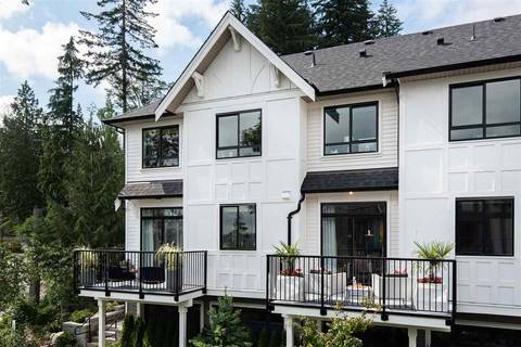 Townhouse for sale at 3500 Burke Village Promenade Unit 80 Coquitlam British Columbia - MLS: R2447692