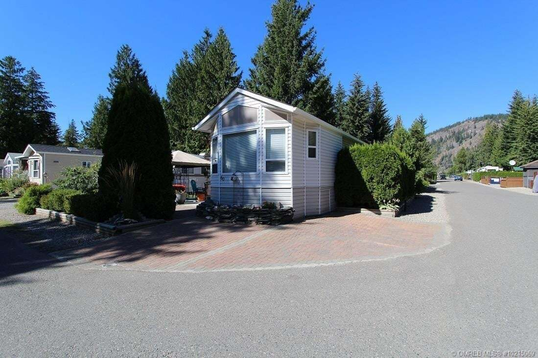 Residential property for sale at 3980 Squilax Anglemont Rd Unit 80 Scotch Creek British Columbia - MLS: 10215069