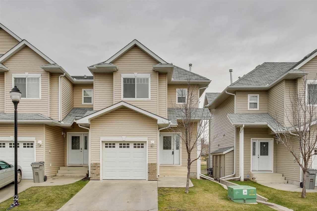 Townhouse for sale at 5001 62 St Unit 80 Beaumont Alberta - MLS: E4216439