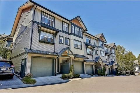 Townhouse for sale at 6123 138 St Unit 80 Surrey British Columbia - MLS: R2354689