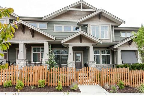 Townhouse for sale at 7138 210 St Unit 80 Langley British Columbia - MLS: R2414762