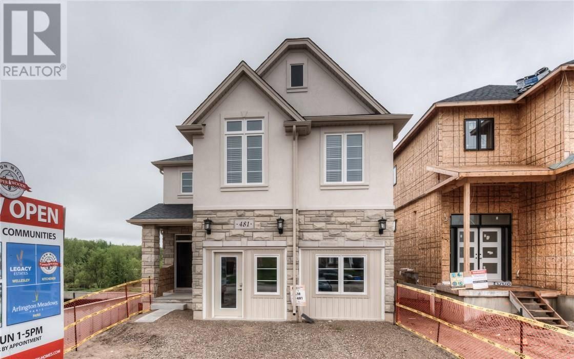 House for sale at 80 Arlington Pw Paris Ontario - MLS: 30749195