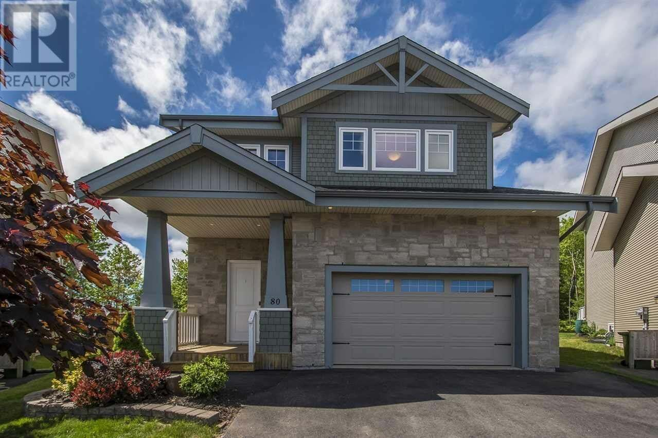 House for sale at 80 Aspenhill Ct Bedford Nova Scotia - MLS: 202011678