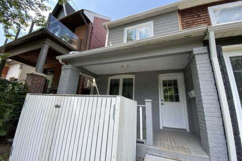 Townhouse for rent at 80 Badgerow Ave Toronto Ontario - MLS: E4816712
