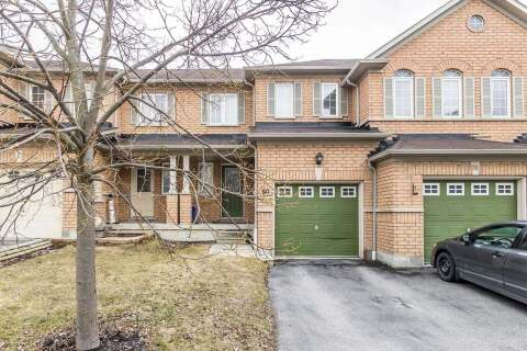 Townhouse for sale at 80 Barkdale Wy Whitby Ontario - MLS: E4776582