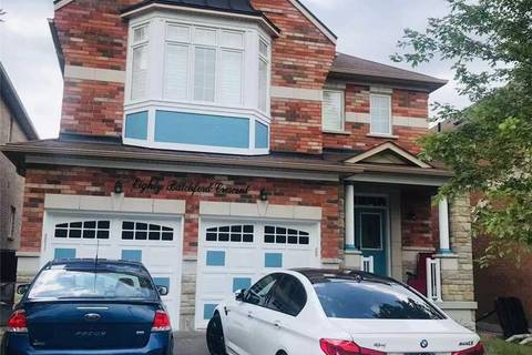 House for rent at 80 Batchford Cres Markham Ontario - MLS: N4661326