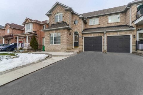 Townhouse for sale at 80 Blue Whale Blvd Brampton Ontario - MLS: W5084965