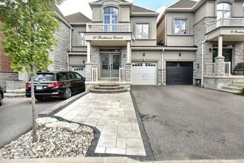 Townhouse for sale at 80 Bristlewood Cres Vaughan Ontario - MLS: N4851752