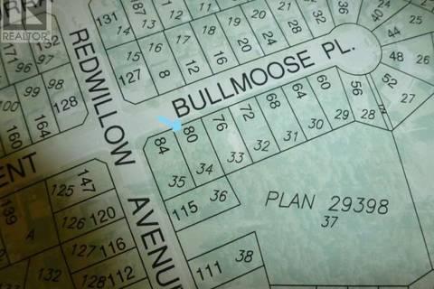 Residential property for sale at 80 Bullmoose Pl Tumbler Ridge British Columbia - MLS: 166069