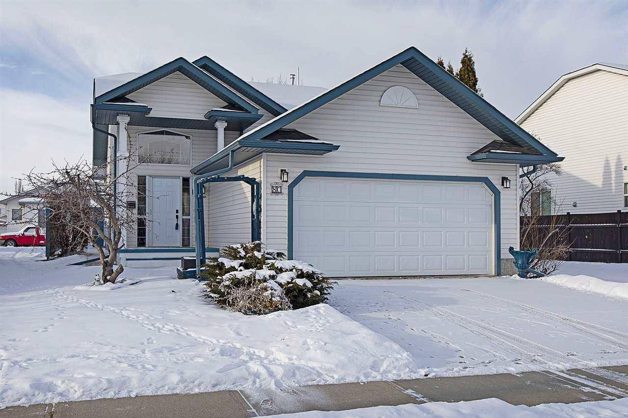 House for sale at 80 Cactus Wy Sherwood Park Alberta - MLS: E4177210