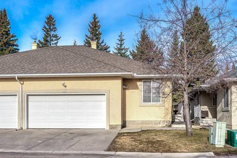 Townhouse for sale at 80 Cedarview Me Southwest Calgary Alberta - MLS: C4245589
