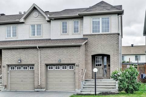 Townhouse for sale at 80 Chesapeake Cres Ottawa Ontario - MLS: 1155310