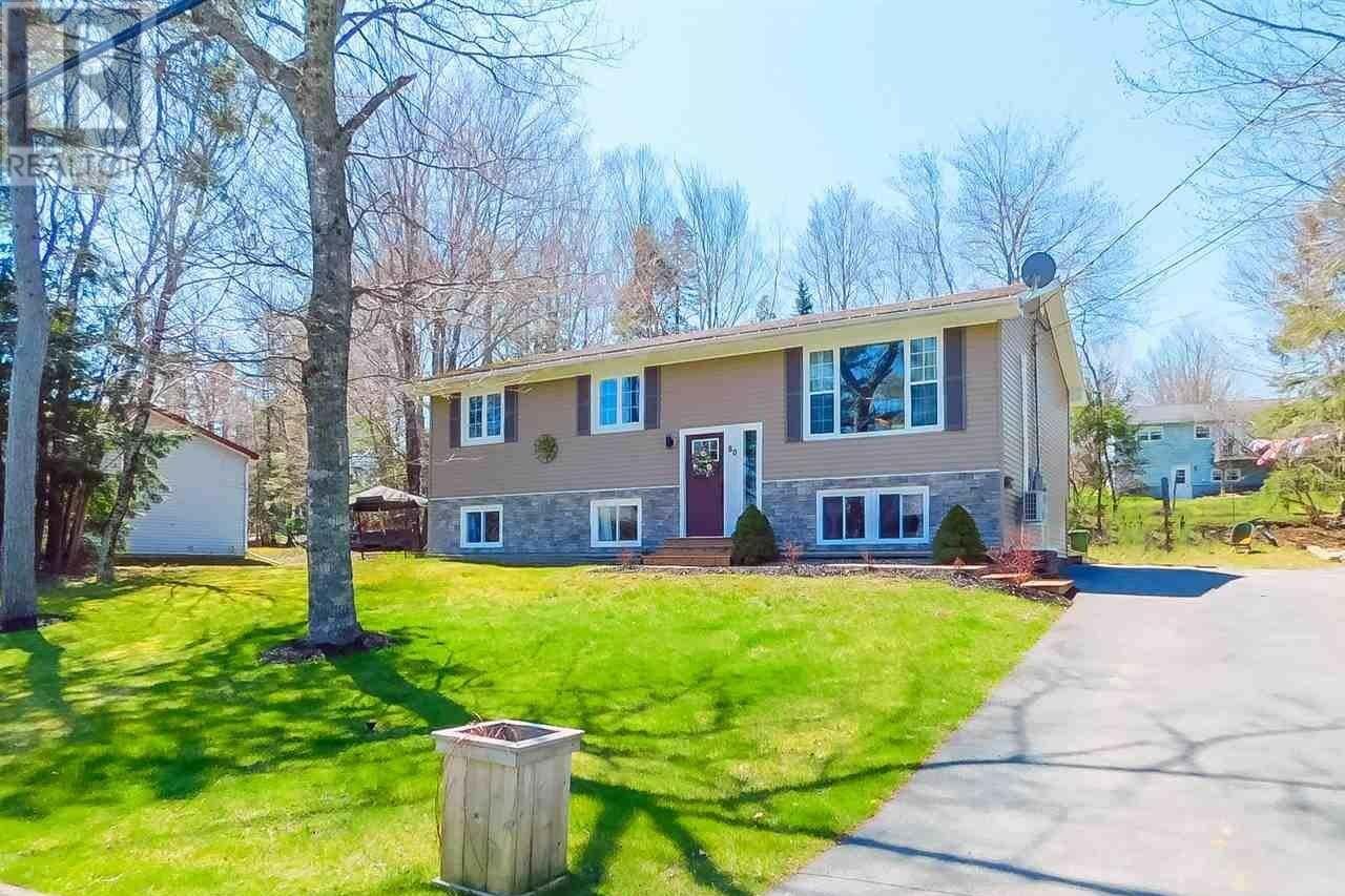 House for sale at 80 Desbrisay Dr Bridgewater Nova Scotia - MLS: 202007571