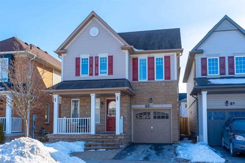 House for sale at 80 Donlevy Cres Whitby Ontario - MLS: E4694389