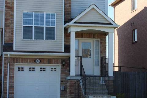 Townhouse for sale at 80 Dunlop Ct Brampton Ontario - MLS: W4509652