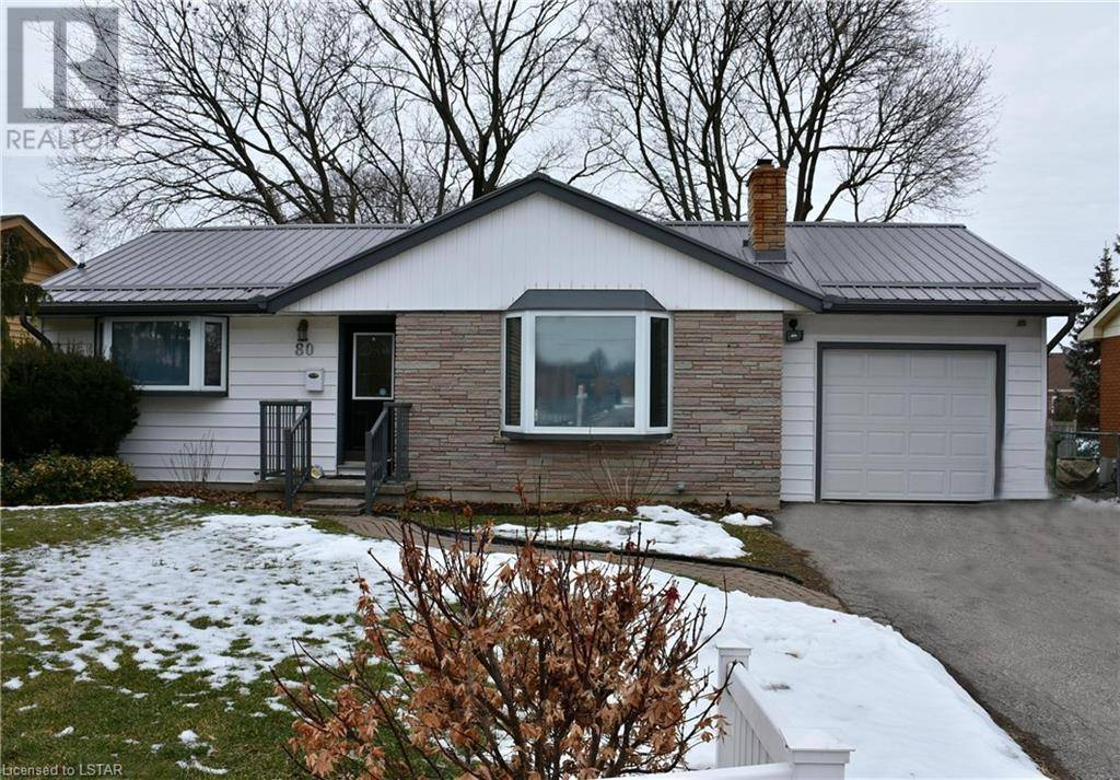 House for sale at 80 Fairview Ave St. Thomas Ontario - MLS: 243742
