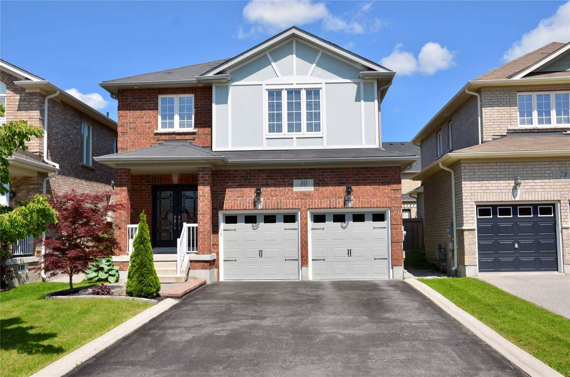 House for sale at 80 Faris St Bradford West Gwillimbury Ontario - MLS: N4460971