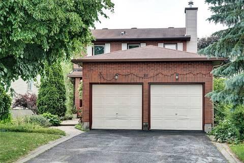 House for sale at 80 Four Seasons Dr Ottawa Ontario - MLS: 1159224