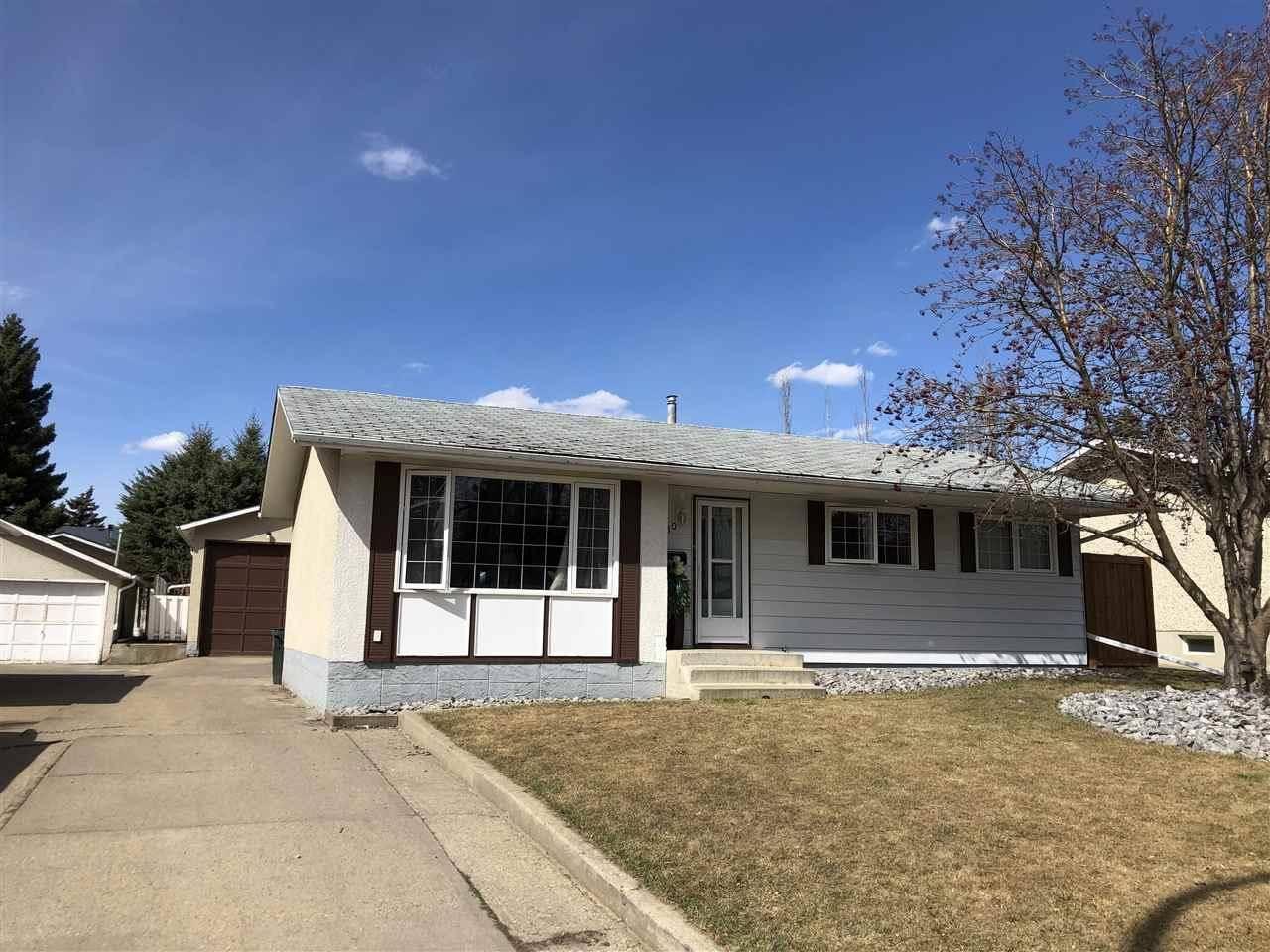 House for sale at 80 Georgian Wy Sherwood Park Alberta - MLS: E4195191