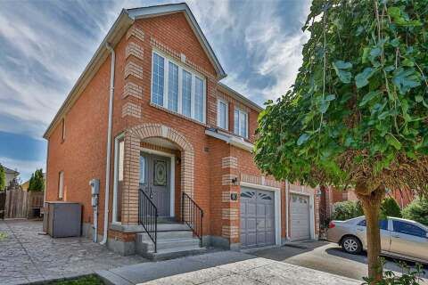 Townhouse for sale at 80 Giancola Cres Vaughan Ontario - MLS: N4922931
