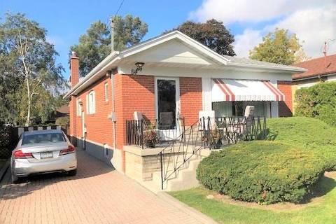 House for sale at 80 Gilroy Dr Toronto Ontario - MLS: E4604418