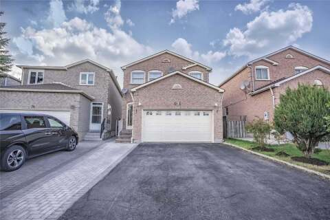 Residential property for sale at 80 Goodwood Dr Markham Ontario - MLS: N4780351