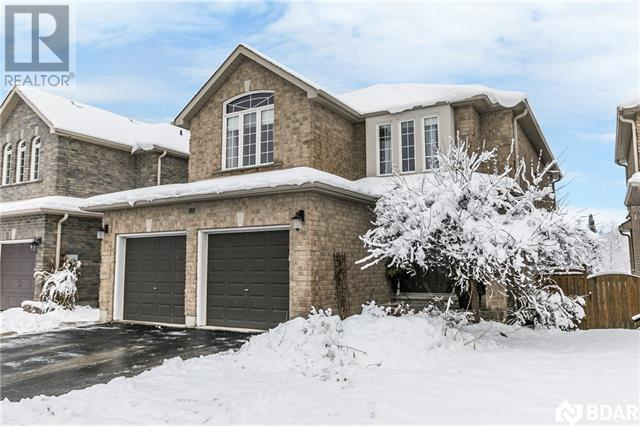 House for sale at 80 Graihawk Drive Barrie Ontario - MLS: S4313403
