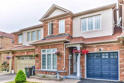 Townhouse for sale at 80 Gristone Cres Toronto Ontario - MLS: E4494235