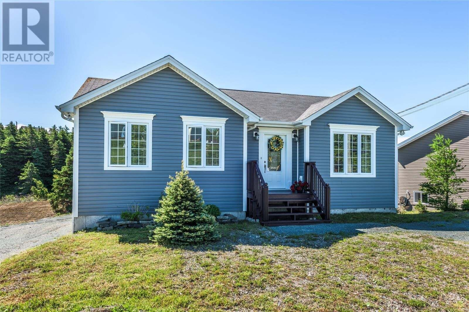 House for sale at 80 Gully Rd Pouch Cove Newfoundland - MLS: 1216568