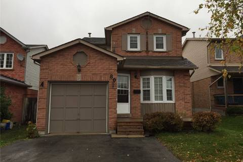 House for rent at 80 Hadden Cres Barrie Ontario - MLS: S4444816