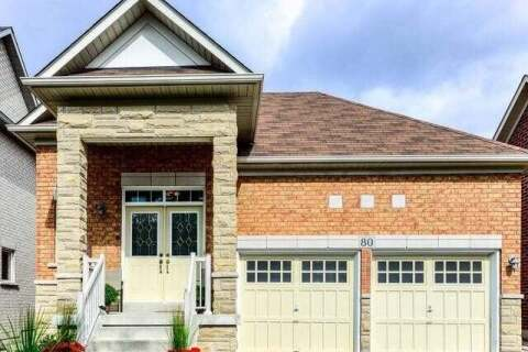 House for sale at 80 Heathcliffe Dr Vaughan Ontario - MLS: N4937249