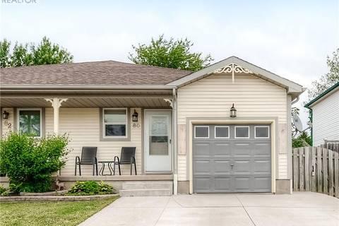 House for sale at 80 Hostetler Rd New Hamburg Ontario - MLS: 30751521
