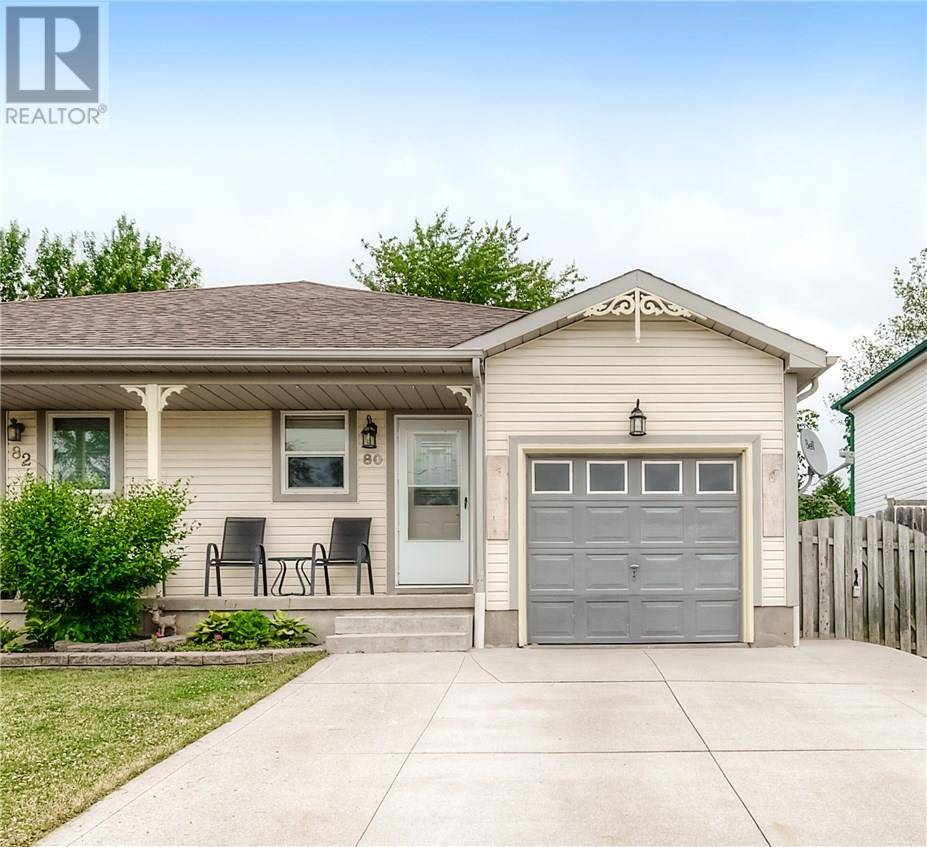 House for sale at 80 Hostetler Rd New Hamburg Ontario - MLS: 30755360