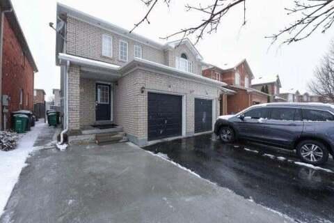 Townhouse for sale at 80 Lake Louise Dr Brampton Ontario - MLS: W4812363