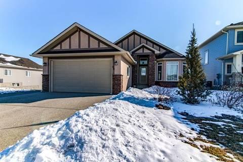House for sale at 80 Lakes Estates Circ Strathmore Alberta - MLS: C4291396